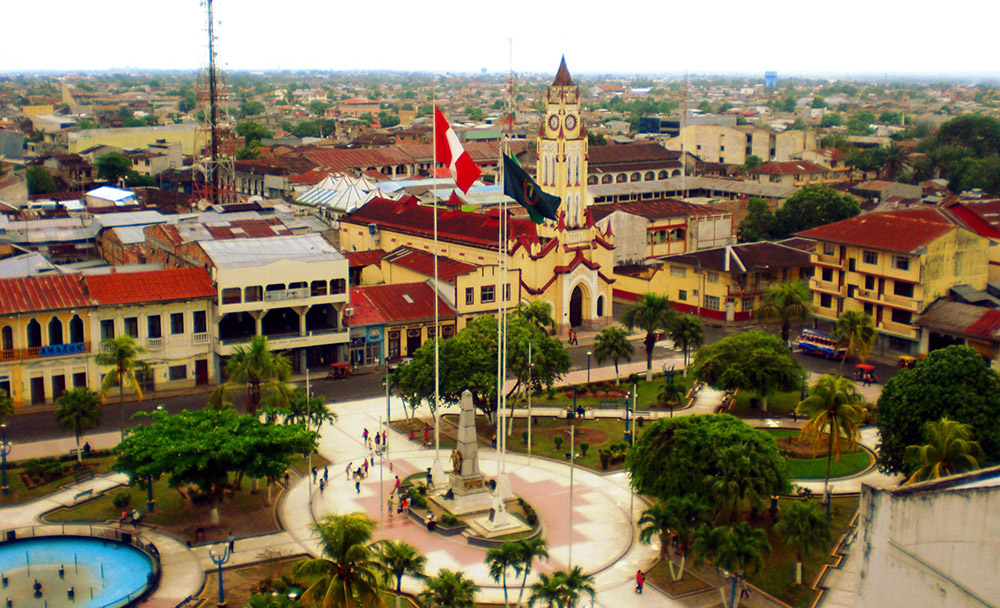 Iquitos - Imágen de la localidad peruana