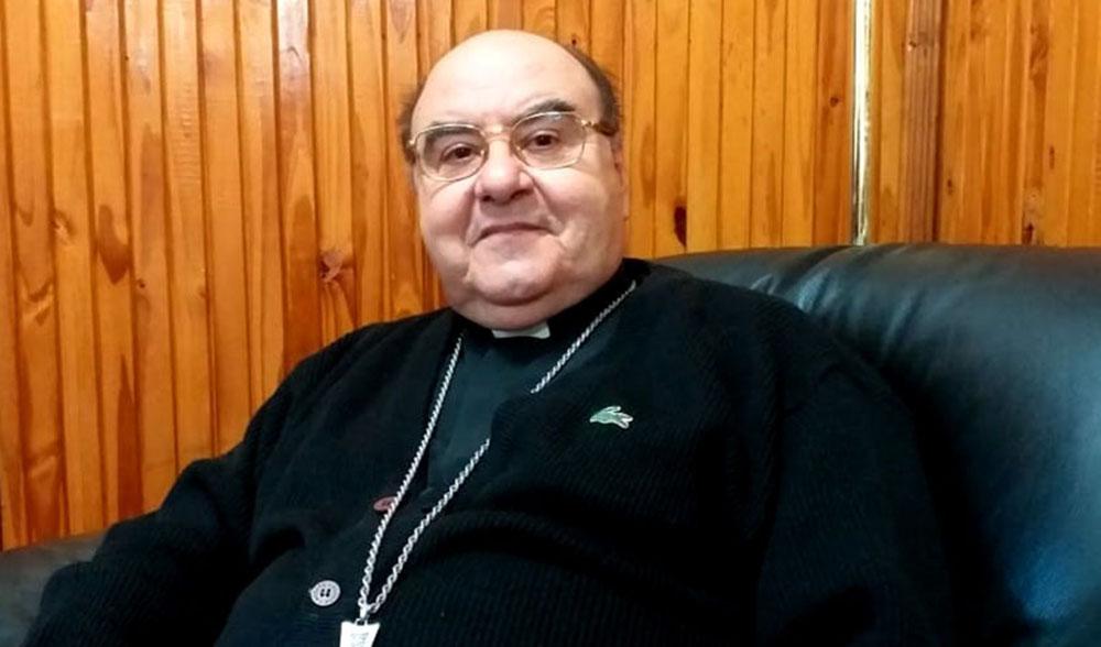 Iguazú - Monseñor Marcelo Martorell