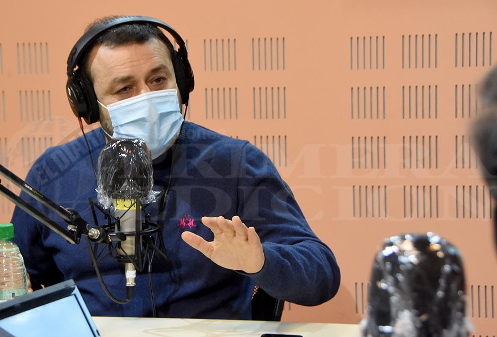 """Herrera Ahuad advirtió que """"no hay nada ganado en materia epidemiológica"""""""