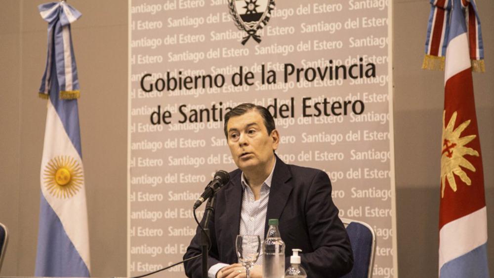 Santiago del Estero - Coronavirus