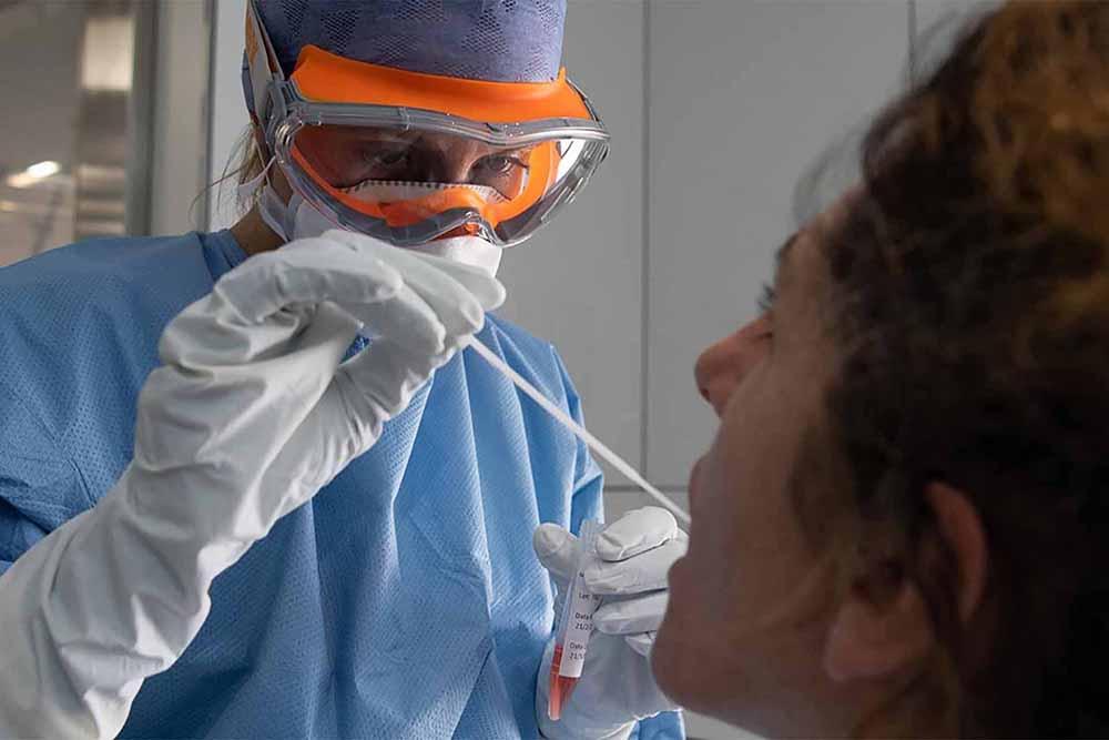 Con récord de muestras, Paraguay sumó 15 nuevos casos de coronavirus