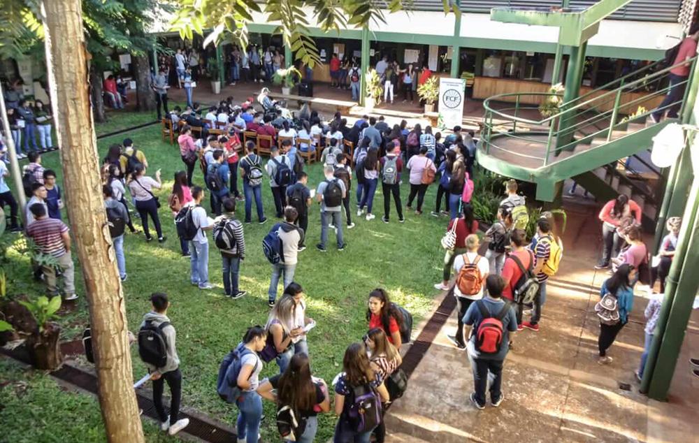 UNaM - La universidad de Misiones seguirá con sus actividades pese al alerta por coronavirus y dengue