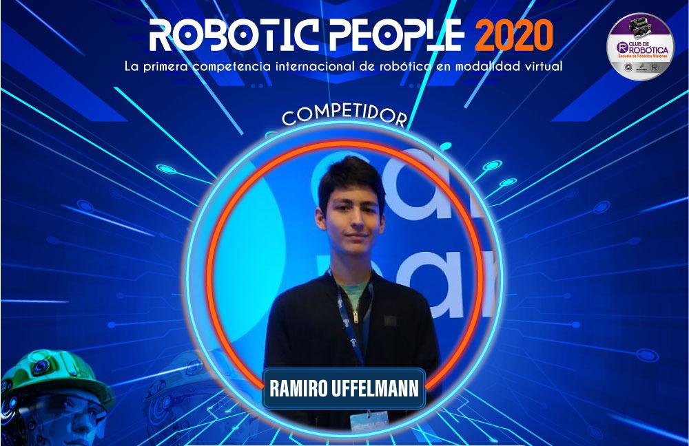 robótica - Ramiro Uffelman
