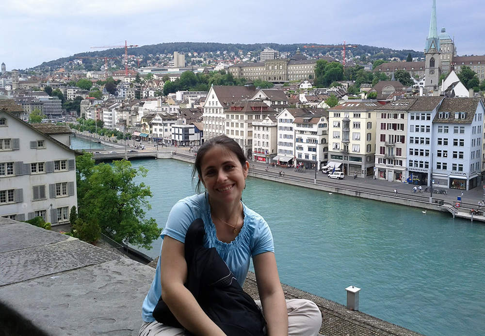 Liliana Nuño Silva - Suiza