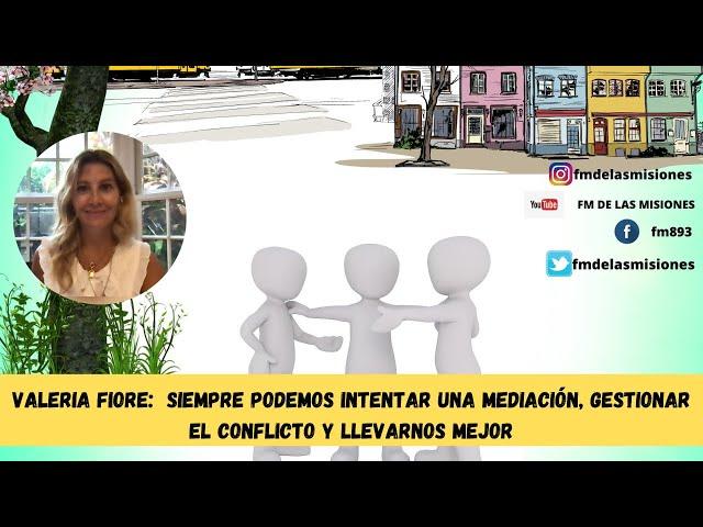 Posadas :Habilitan turnos online para Mediación Comunitaria