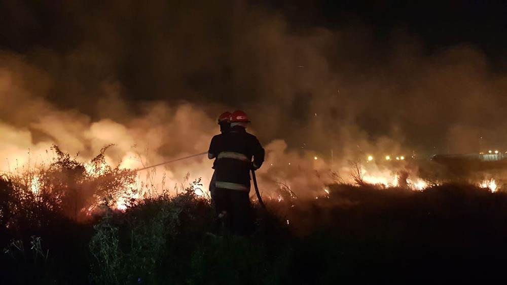 Formosa- incendios