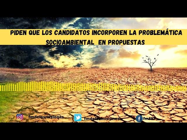 Argentina: piden que candidatos incorporen la problemática socioambiental en sus propuestas