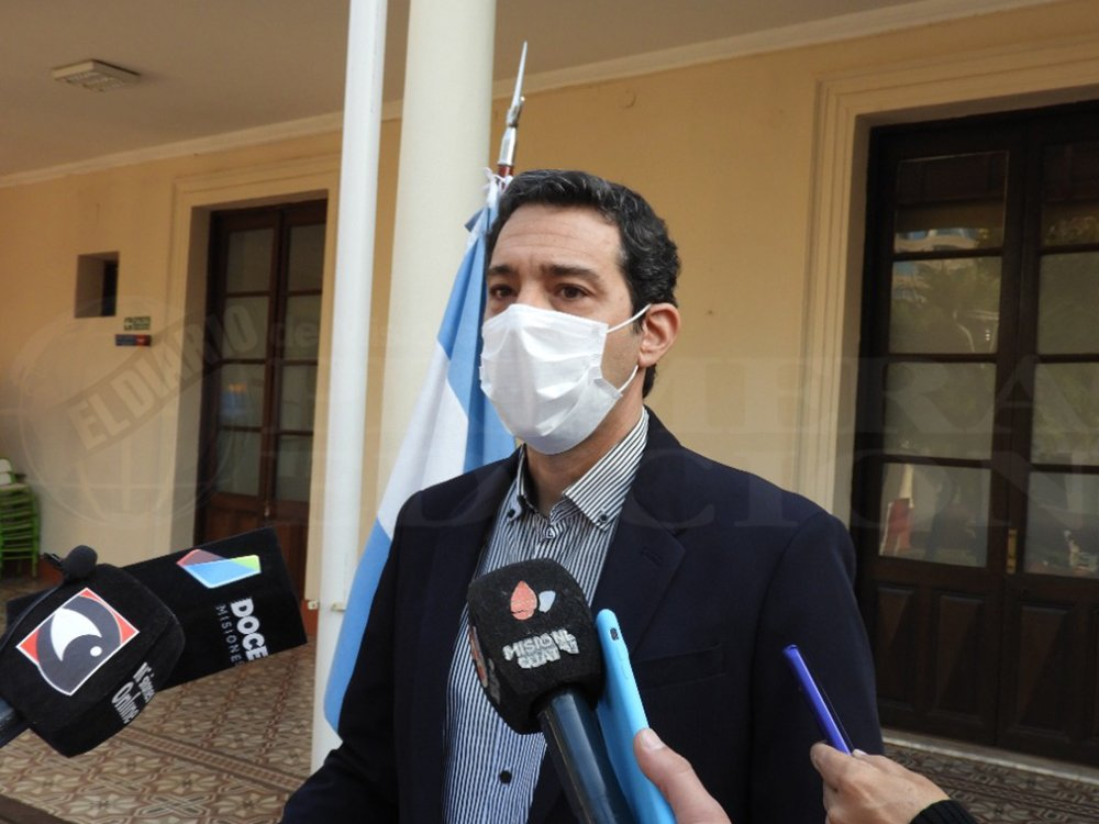 Ministro Marcelo Pérez