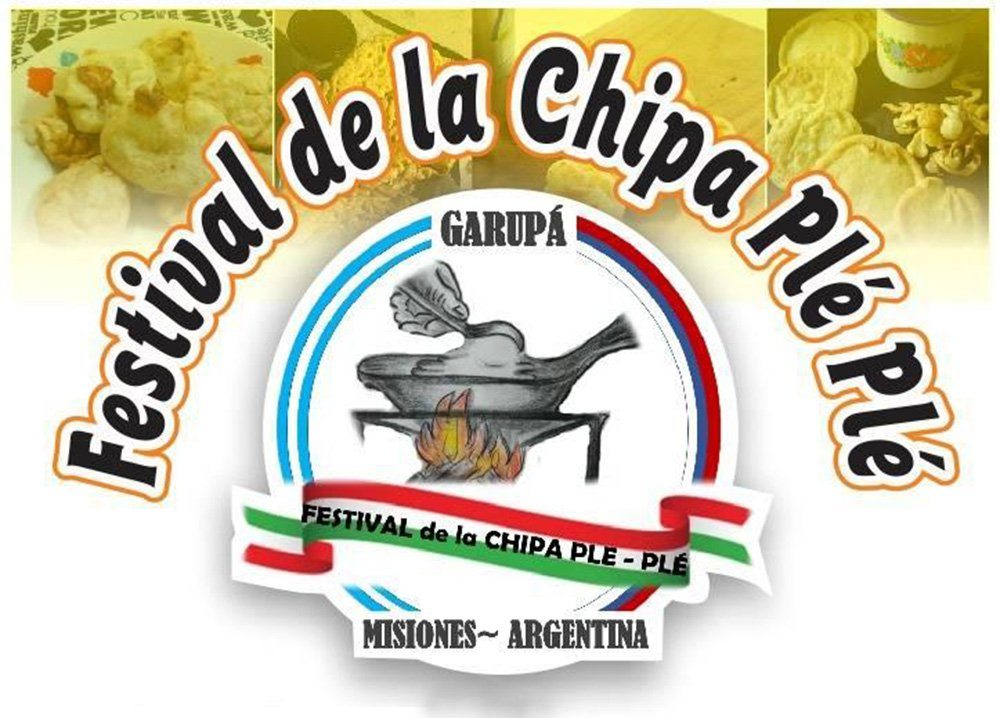 Festival de chipa Ple-plé